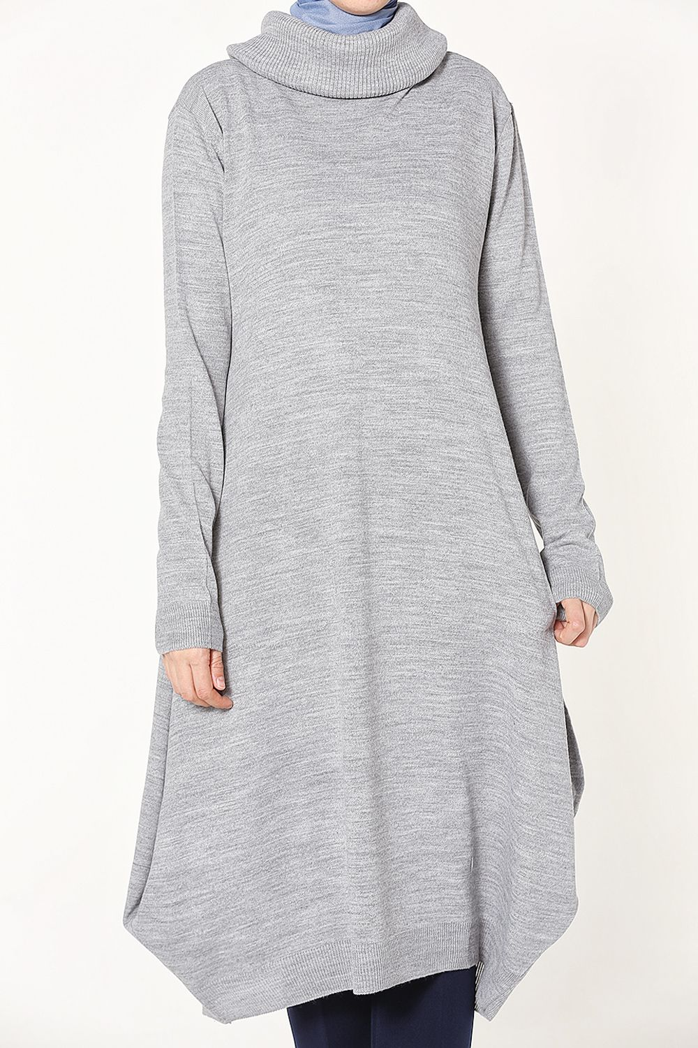 KNITWEAR LONG TUNIC