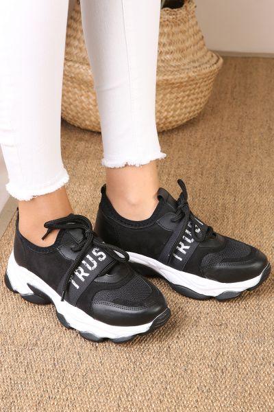 Trust Me Şeritli Spor Ayakkabı