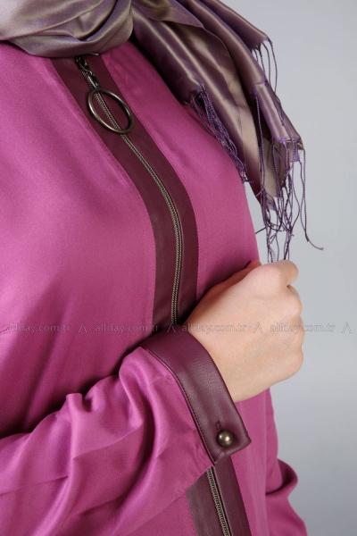 Half Zipped Tunic