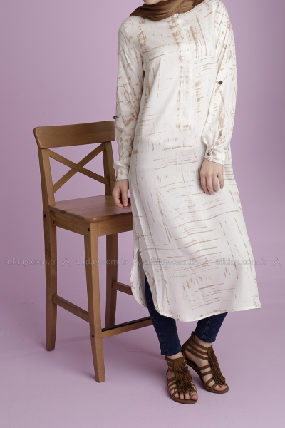 Self-patterned Tunic