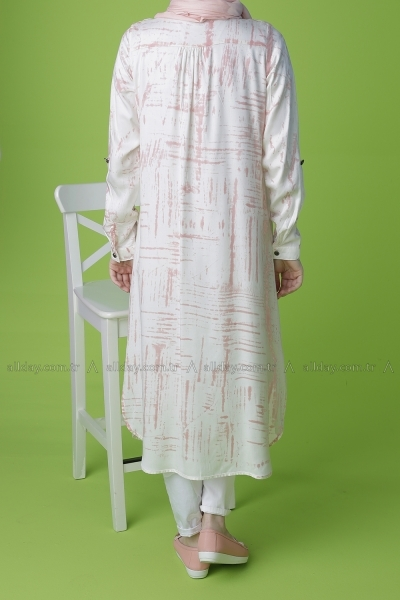 Self-patterned Tunic