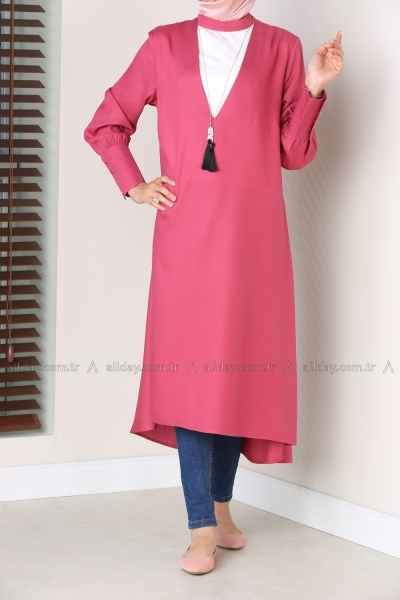 FANTASTIC VOLUME TUNIC