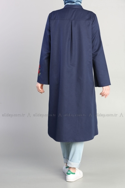 SPANISH SLEEVE EMBORIDERED TUNIC