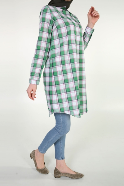 CONFIDENTIAL CROWN SHIRT TUNIC