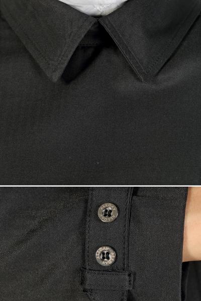 Düğme Detaylı Tunik