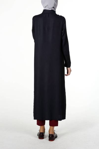 Viscose Half-Puffed Long Tunic
