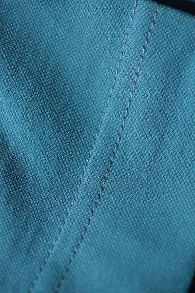 Patlı Düğüm Gömlek Yaka Tunik
