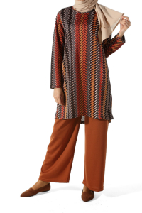 TUNIC WITH PANTS SUITS