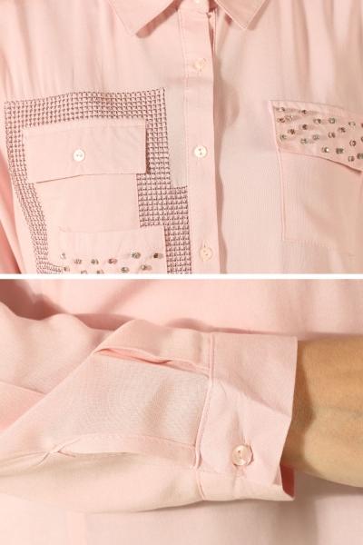 Three Pocket Shirt