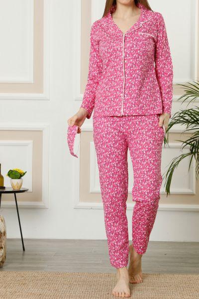 Üç Parça Pijama Takımı