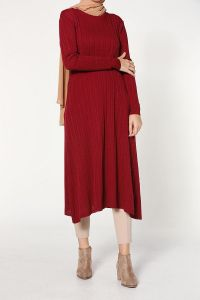 LONG KNITWEAR TUNIC