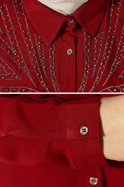 Western Embroidered Shirt