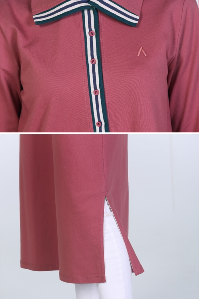 LAKE AND PAT LINE LACOSTE TUNIC