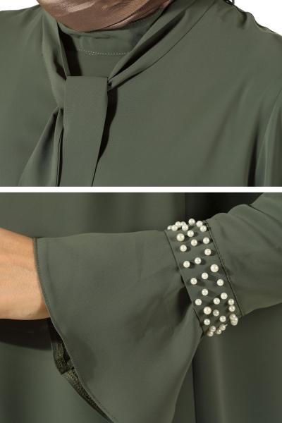 Pearl Detail Tunic