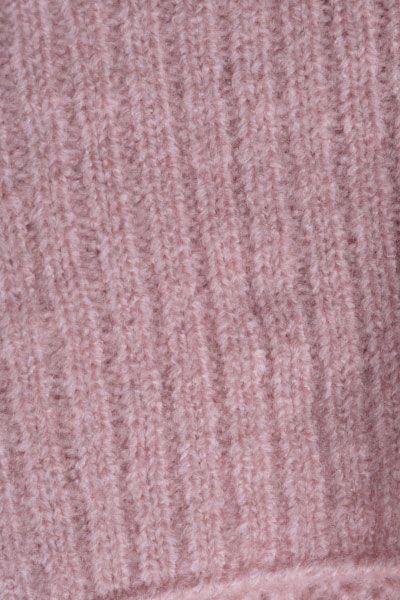 Yanları Düğmeli Triko Tunik