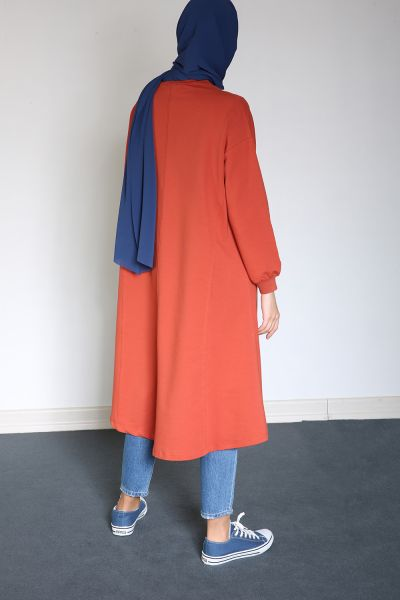 YARECE BIKE NECK TUNIC