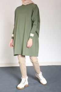 BIKE NECK TUNIC