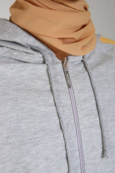 YARECE HOODED TRACK SUIT