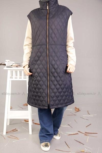Zippered Waistcoat