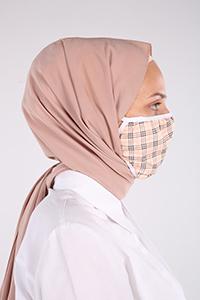 Yıkanabilir Koruyucu Maske