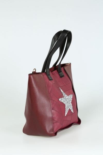Yıldız Detaylı Çanta
