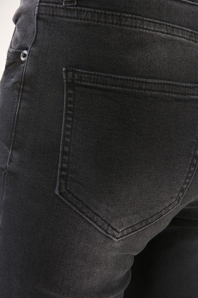 Yüksek Bel Likralı Dar Paça Pantolon
