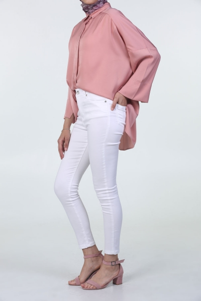 HIGH BELT HIJAB TROUSER