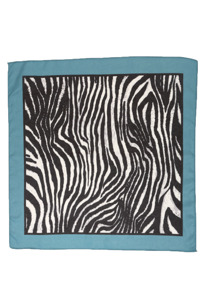 Zebra Desenli Fular