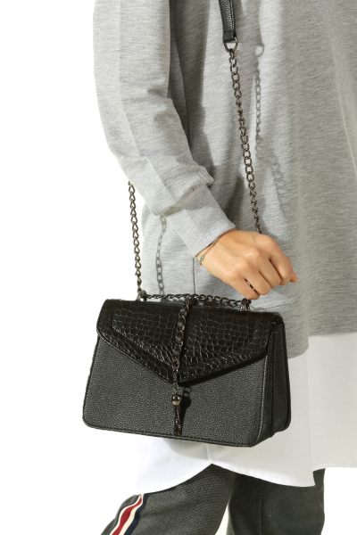 CHAIN STRAP BAG