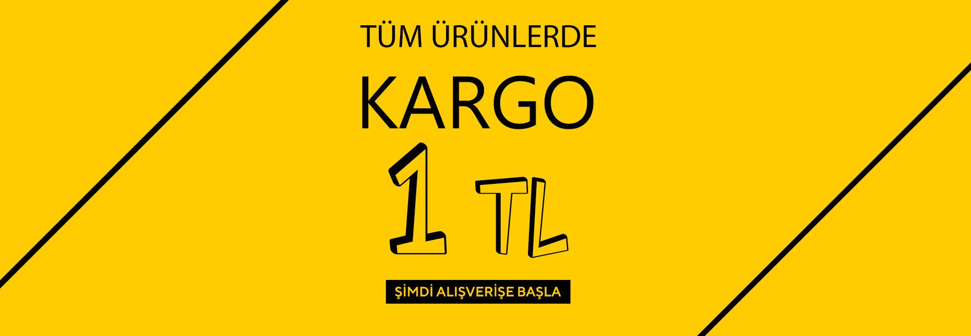 KARGO 1 TL