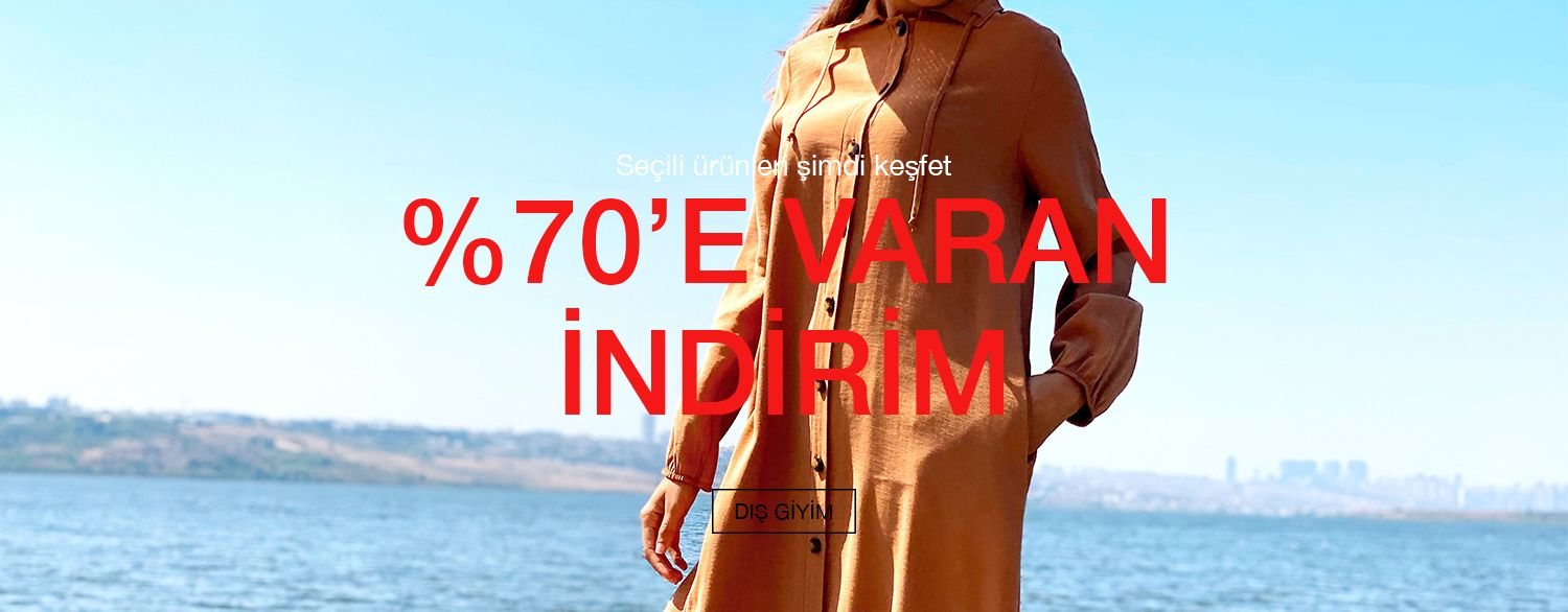 70% Discounts on Outer Wear