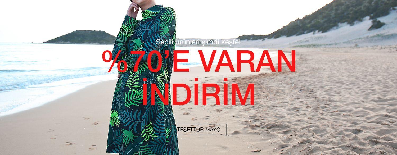 70% Discounts on Modest Swimwear