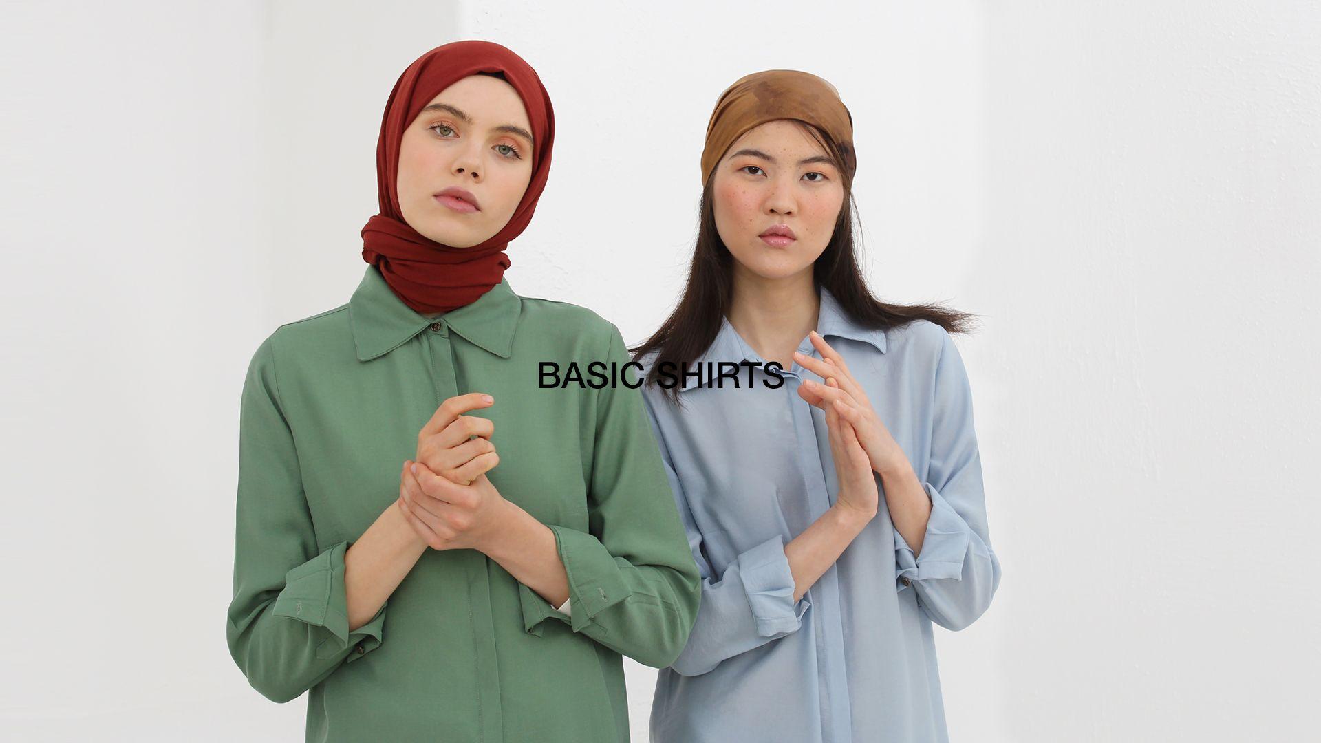 basic shirts