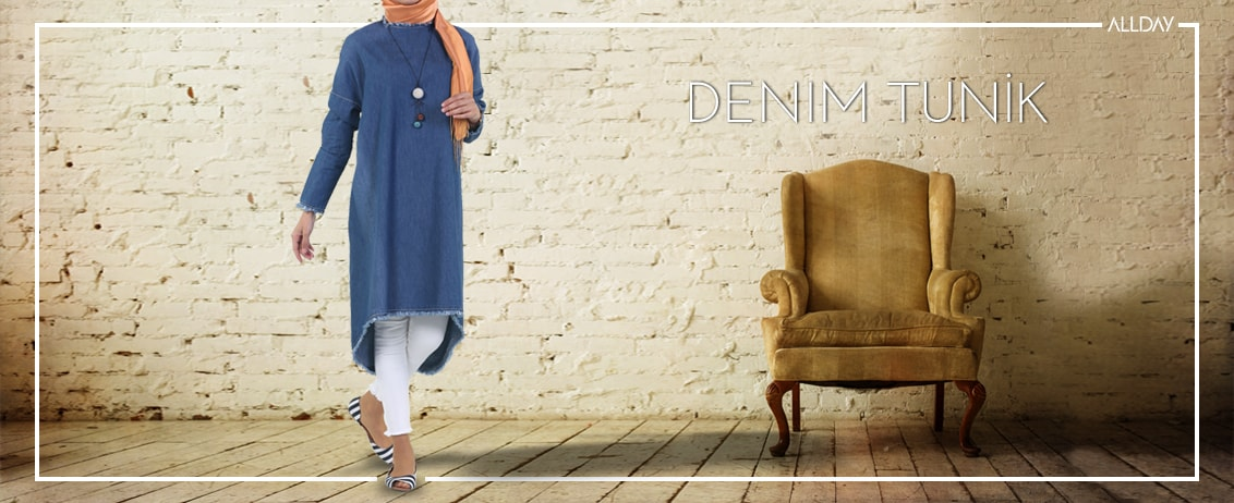 denim tunikler