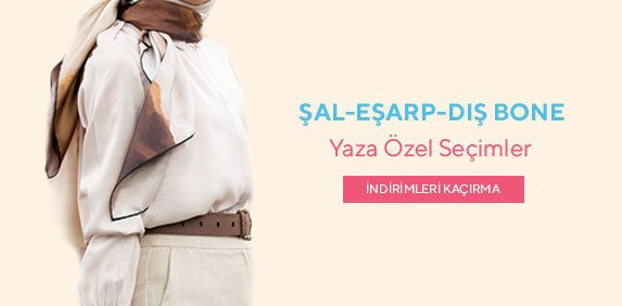 Şal-Eşarp-Bone