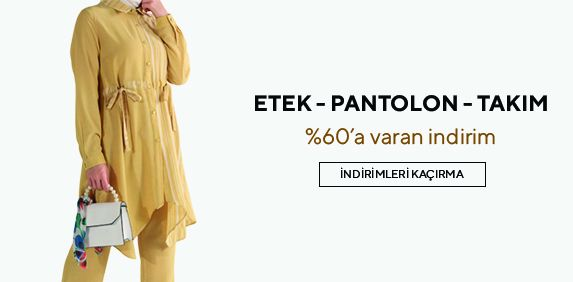 Etek-Pantolon-Takım