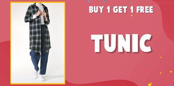 Buy 1 Get 1 Free - Tunic