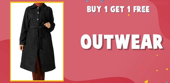 Buy 1 Get 1 Free - Outer Wear