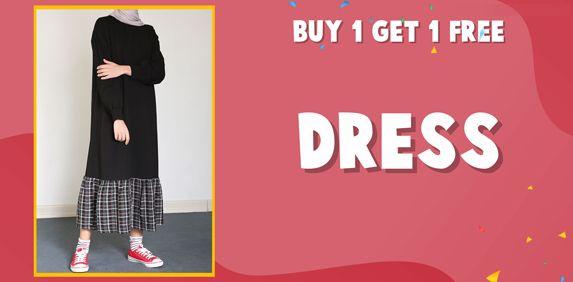 Buy 1 Get 1 Free - Dress