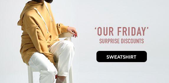 Super Friday Sweatshirts
