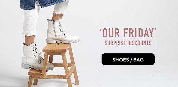 Super Friday Shoe&Bag