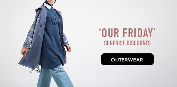 Super Friday Outerwear