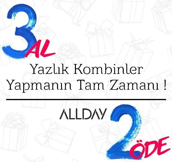 SEÇİLİ ÜRÜNLERDE 3 AL 2 ÖDE