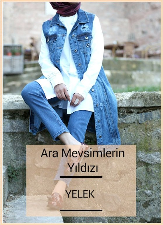 Bayan Yelek